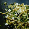 Recipe: Chilli, Garlic and Courgette Linguine
