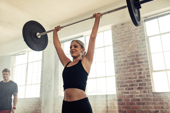 Why More Women Should Be Lifting Weights