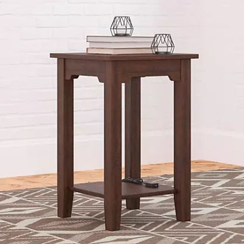 Camiburg Chair Side End Table