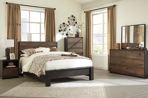 Windlore Bedroom 5 piece Set