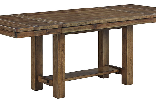 Moriville Rectangle Dining Room Extension Table