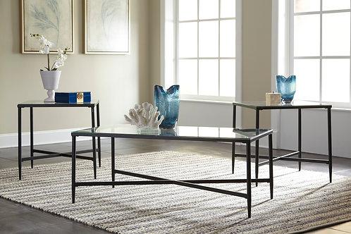 Augeron  Occasional Table Set (3 piece group)
