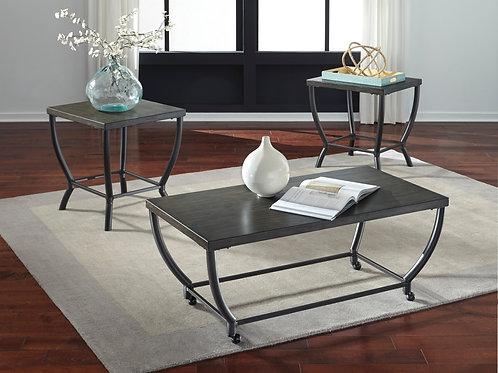 Champori Occasional Table Set (3pc group)
