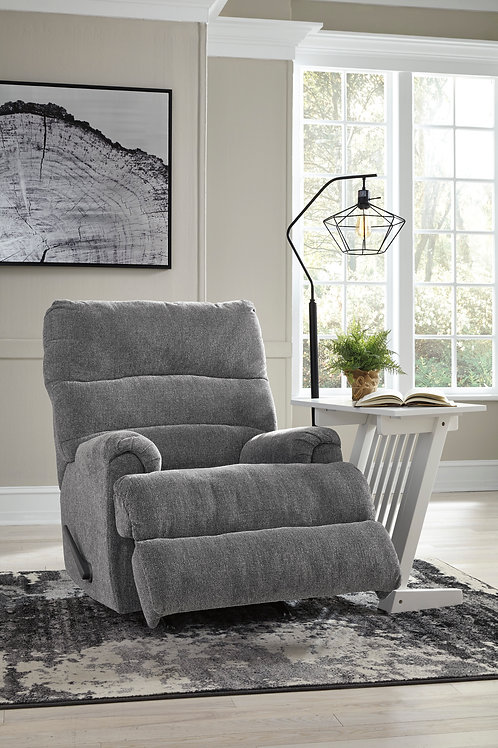 Man Fort Recliner, Graphite