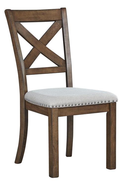 Moriville Dining Upholstered Side Chair (2/CN)