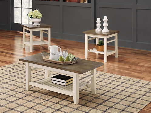Bardilyn Occasional Table Set (3pc group)
