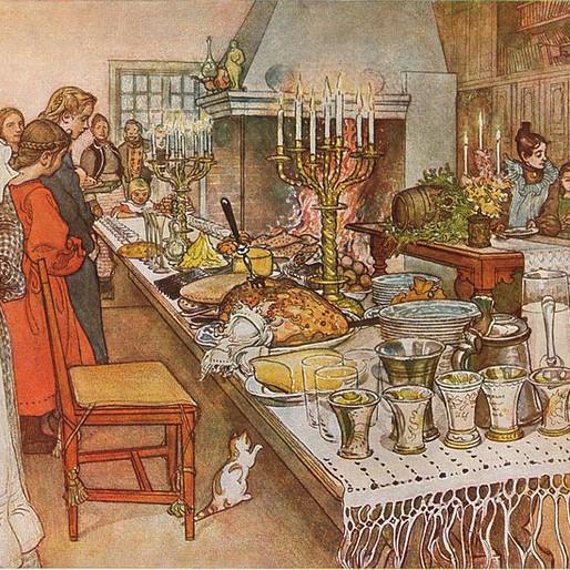 Noël chez les Larsson