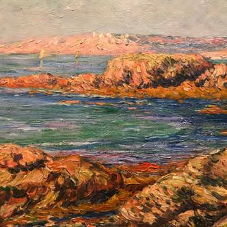 Henry Moret (1856-1913) | De Pont-Aven à l'impressionnisme en Bretagne