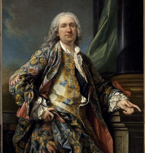 Confinement élégant : mode de l'intimité et négligé au XVIIIe siècle