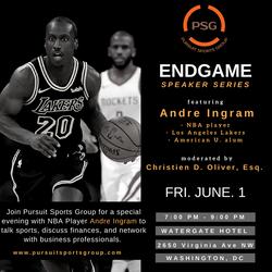 PSG - EndGame Speaker Series 6-2 - Ingram
