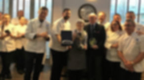 Young Pastry Chef Winner 2018  Holly Woo