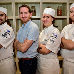 UCB Zest Quest Asia team at Final Cook-O