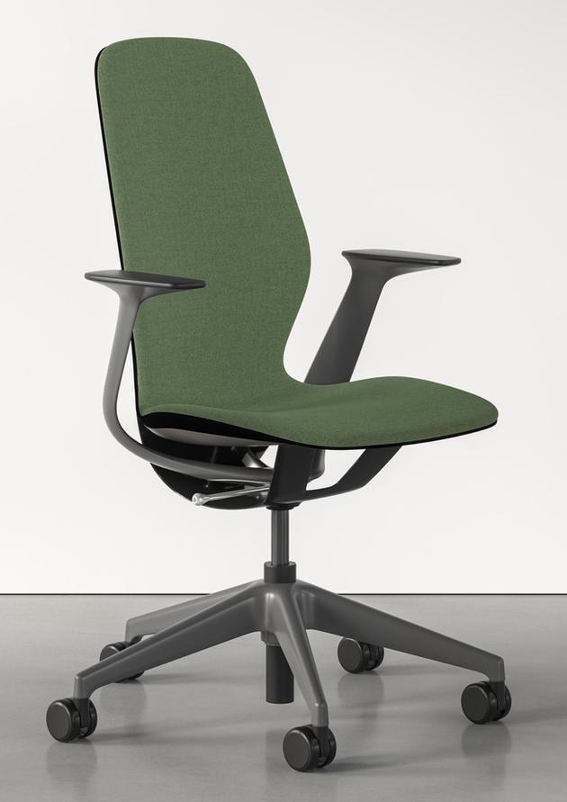 Designtex drop02 Billiard Cloth + Panel Olivine504