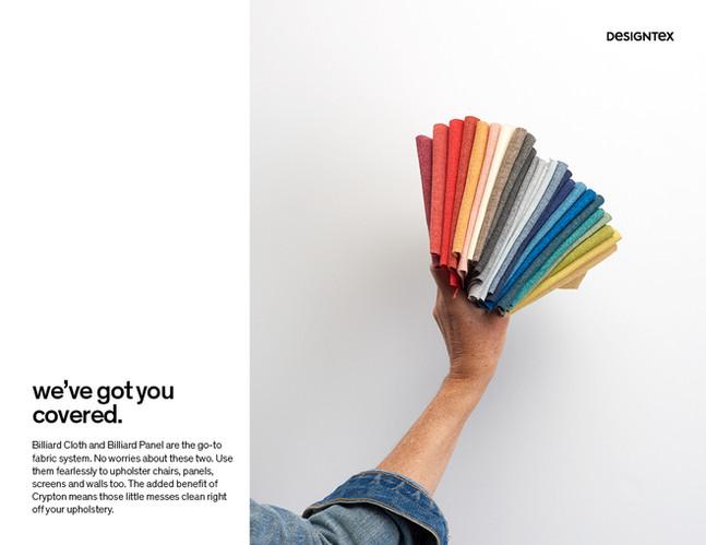 Designtex drop02 lookbook