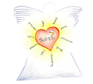 2016 Het jaar van aarden en neerzetten vanuit het hart!