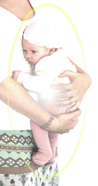 Energie meditatie voor moeder en baby