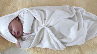 Babykleding van Wol & Zijde