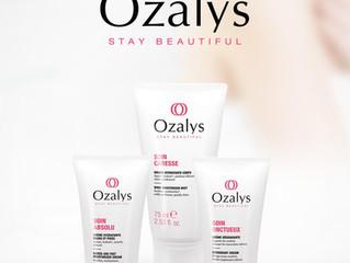 Ozalys : une gamme dermo-cosmétique pour les femmes touchées par le cancer du sein.
