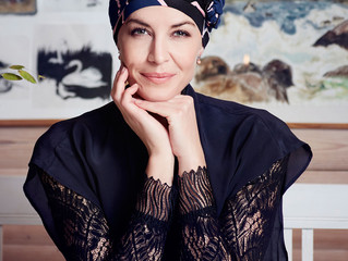 Turbans et bonnets chimio Christine Headwear - collection Automne-Hiver