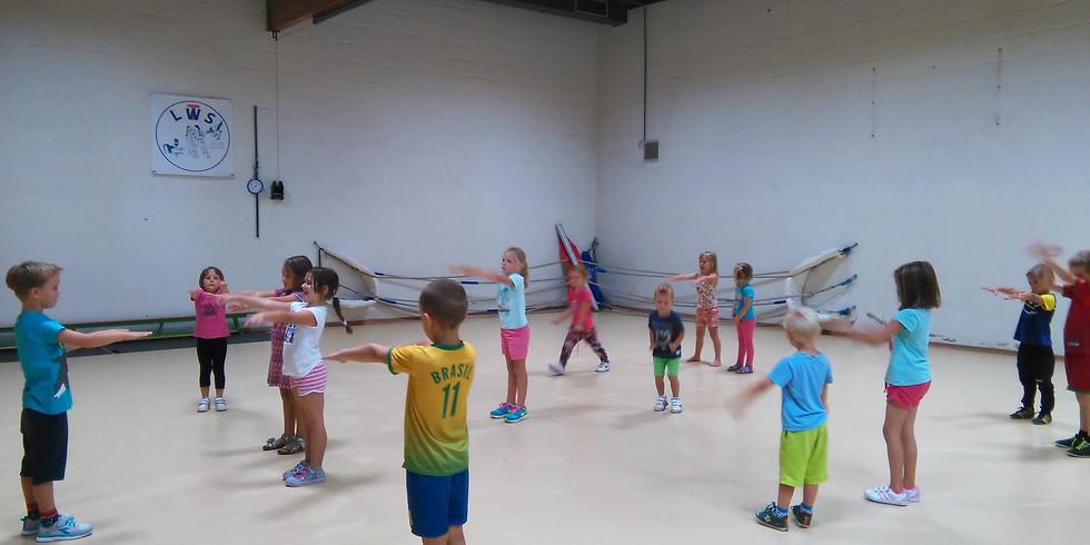 Kids Dance Koersel - Instapmoment april