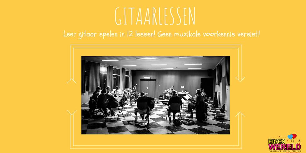 Gitaarlessen - Beginnerscursus