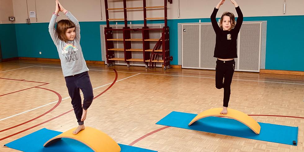 Wobbelturnen Kids - 3 Sessies in MAART @ Spectrumcollege