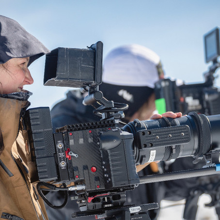 Dream Jobs: Cinematographer at Teton Gravity Research