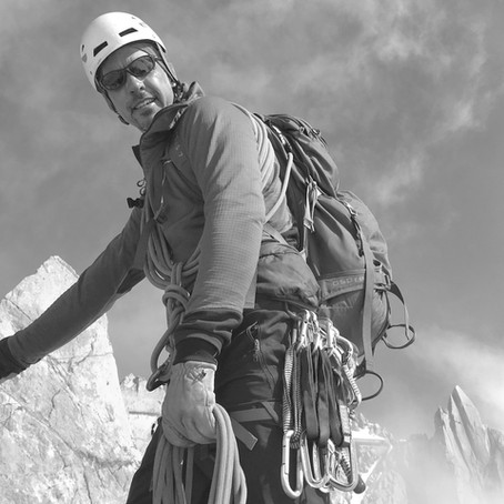 JB - The business of climbing mountains around the world