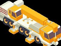 TMS für Schwer- und Krantransporte.