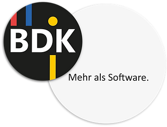 Logo des Transportsoftware Partners BDK