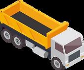 Logistiksoftware und mobiles Rapportieren für den Transport.
