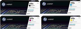 HP Toner für diverse Drucker.