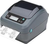 Bild eines Etikettendruckers.