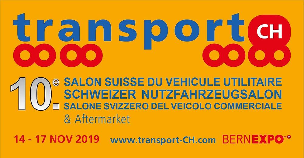 Vom 14.-17.11.2019 findet die diesjährige transport-CH in Bern statt.