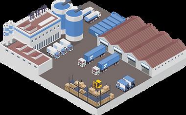 Transportlösung für Schweizer Stückguttransporte.