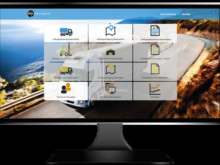 Neues Modul im eLog Kundenportal