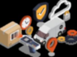 Software für Kurierdienste mit online Auftragserfassung und Sendungsverfolgung.