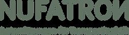 Logo der Firma Nufatron, welche Systemlösungen für die Transportlogistik entwickelt.