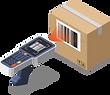 Packstückscanning für Transportunternehmen.