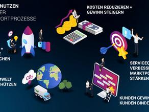 15 Gründe für digitale Transportprozesse