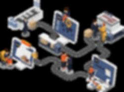 Der digitalisierte Transportprozess automatisiert Tätigkeiten von der Auftragserfassung bis zur Fakturierung der Transportaufträge.