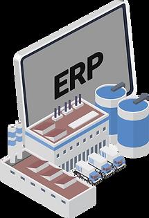 Datenaustausch zwischen Transportmanagement und ERP-System.