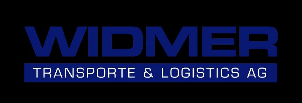 Logo des Transportunternehmens Widmer Logistics