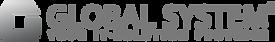 Logo der Firma Global System, welche für die IT-Infrastruktur sowie für die BDK Cloud verantwortlich ist.