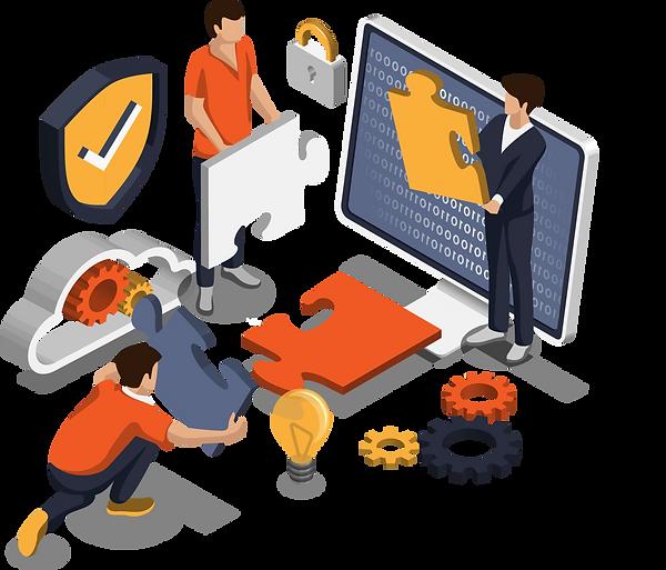 Software und digitales Arbeiten der Schweizer Logistik und von Transportunternehmen.
