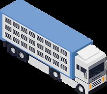 Transportmanagement für den Tiertransporteur und für Milchsammeltransporte.
