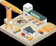 Transportsoftware für rapportbasierte Transporte im Nahverkehr.