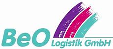 Logo der Beo Logistik für Stückguttransporte in der Schweiz.