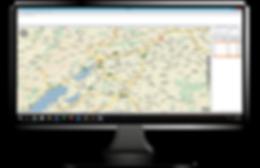 Die Software tranNahverkehr wurde für den rapportorientierten Einsatz im Bereich des Nahverkehrs entwickelt. Mit Fahrzeugortung hat der Benutzer die Möglichkeit, die Standorte aller Fahrzeuge auf der Karte anzeigen zu lassen. Zudem sind Streckeninformtionenund Wegrückverfolgungen möglich.
