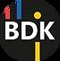 Logo der BDK Informatik AG, der Softwarepartner für die Transport- und Logistik.